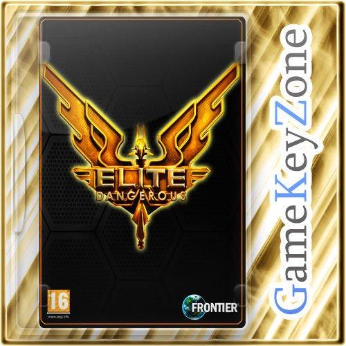 PC Spiel - GAME  - Elite: Dangerous Key auf eBay für unglaubliche 21,78 EURO Vergleichspreis 37,50 EURO