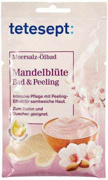 [Amazon.de] Tetesept Meersalz-Ölbad Mandelblüte 10er Pack im Spar-Abo für 3,19 €