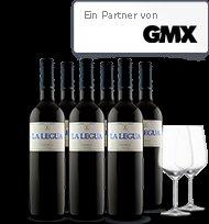 [Vicampo] [GMX] 6 x La Legua Crianza 2010 + 20€ BestChoice + evtl. 2 Weingläser
