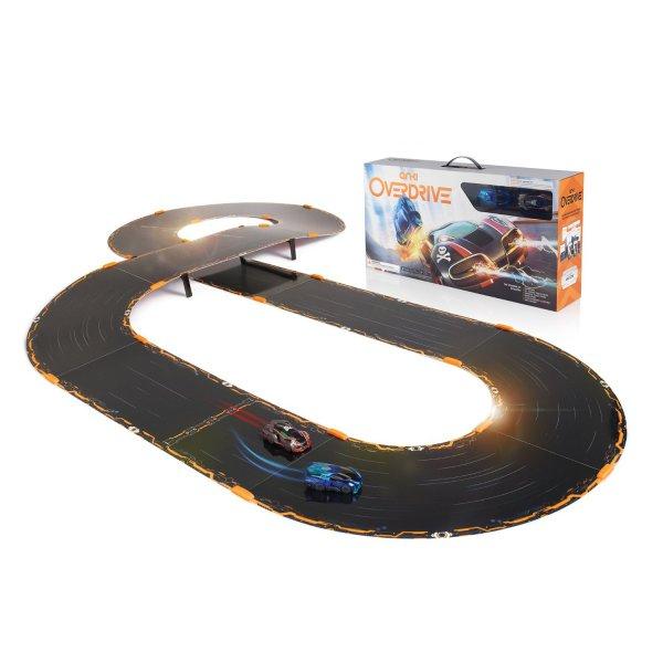 Der Tod der Carrera-Bahn: Videospiel und reale Welt vermischt im Autorennen bei Anki Overdrive - das Starter-Set für 140€ *UPDATE*