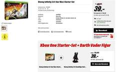 [Media Markt] Disney Infinity 3.0: Star Wars Starter-Set + Figur Darth Vader [Xbox One,PS4] 39 Euro [XB360,PS3, Wii U] 35 Euro