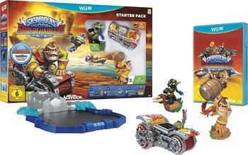 Wii U Skylanders Superchargers Startpack