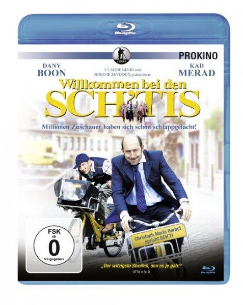 [Amazon Prime] Blu-ray - Willkommen bei den Sch'tis für 5,46€