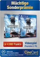 [Offline] Kinopolis: Star Wars Battlefront (PS4/PC) für 4000 Cinecard-points