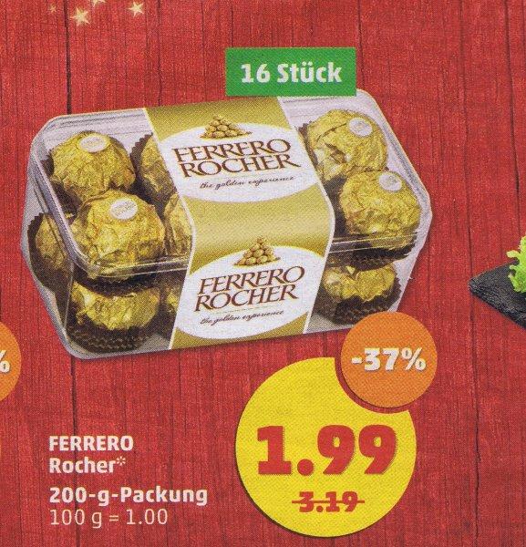 [Penny]  Ferrero Rocher 200g nur 1,99 € ab 14.12