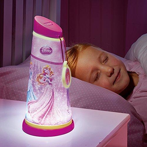 [Amazon Prime] Nachtlicht und Taschenlampe, Disney Princess für 6,32€