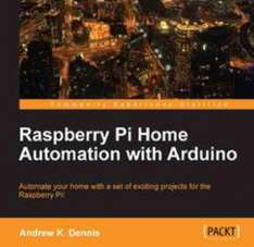 "[packtpub.com] E-Book ""Raspberry Pi Home Automation with Arduino"""