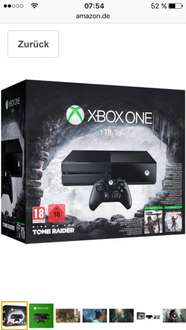 Xbox One 1TB, Tomb Raider Bundle, Amazon