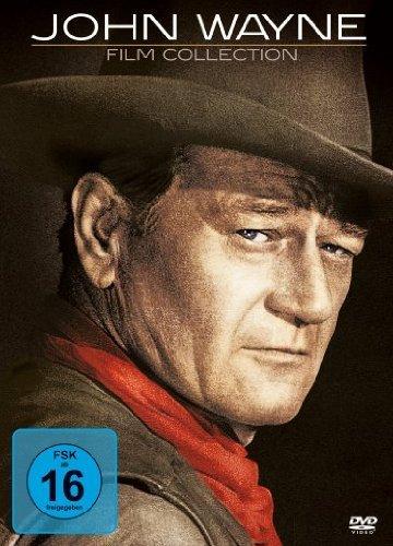 [Amazon Prime] John Wayne DVD Collection  (9 Filme)