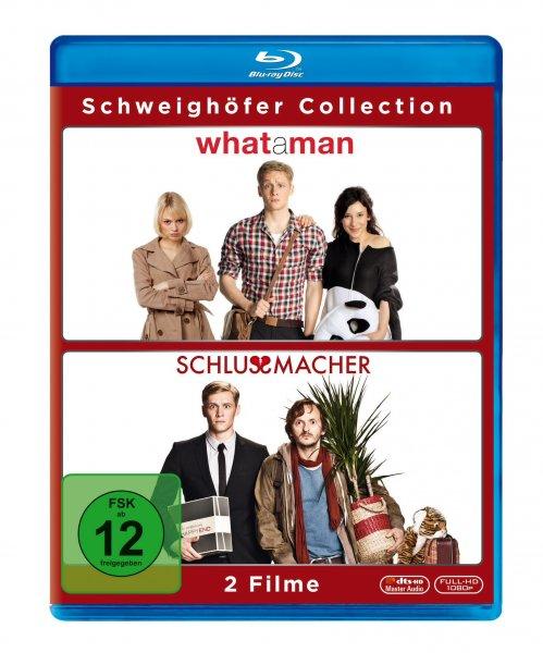 [ebay] Blu-Ray verschiedene Doppelboxen je Box 9,99€