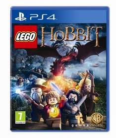 [amazon.co.uk] LEGO The Hobbit PS4 für 15,89€ inkl. Versand