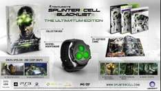 Splinter Cell Blacklist Ultimatum Edition Xbox 360