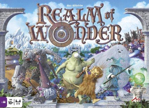 [Brettspiele] Realm of Wonder + Thunderstone Advance Numera + Ubongo das Würfelspiel