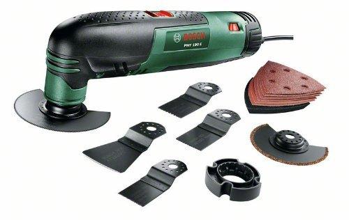 Bosch Home and Garden Multifunktionswerkzeug PMF 190 E Set