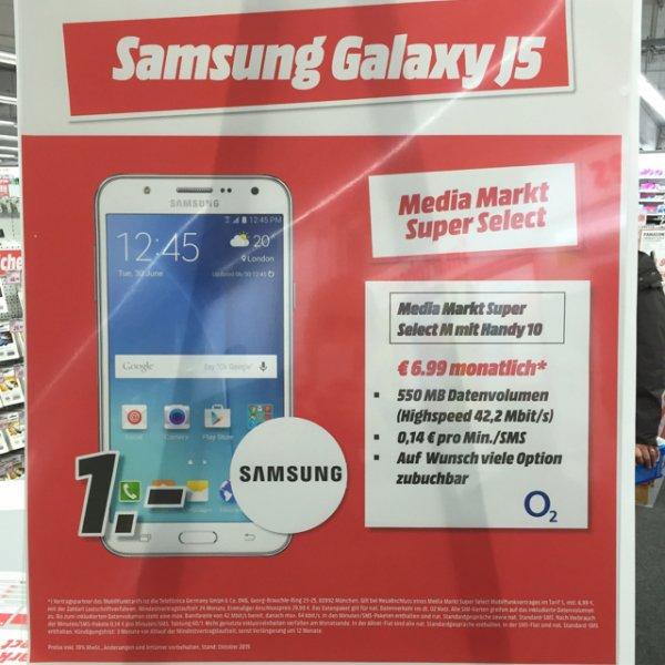 [lokal] Media Markt bochum hofstede. Samsung j5 für 6.99