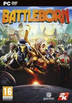 Battleborn PC Key DEUTSCH GLOBAL für 27,31€ @cdkeys