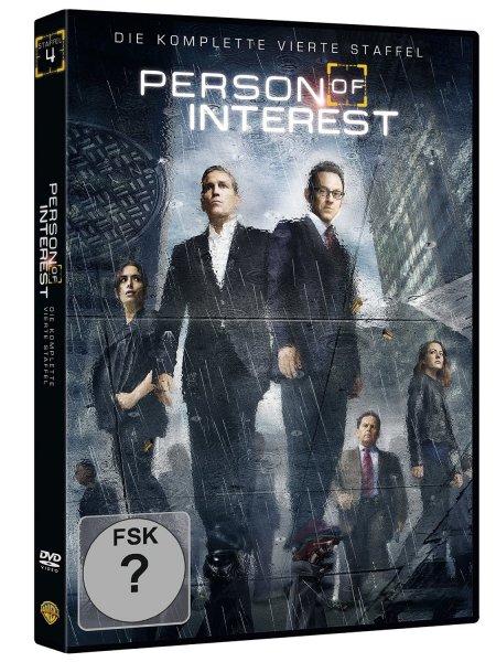 Person of Interest vierte Staffel (Amazon Blitzangebot) DVD 19,97€ Blu-Ray 24,97€