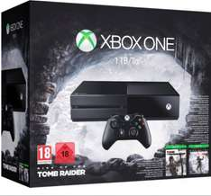 Xbox One Tomb Raider Edition 1TB Amazon