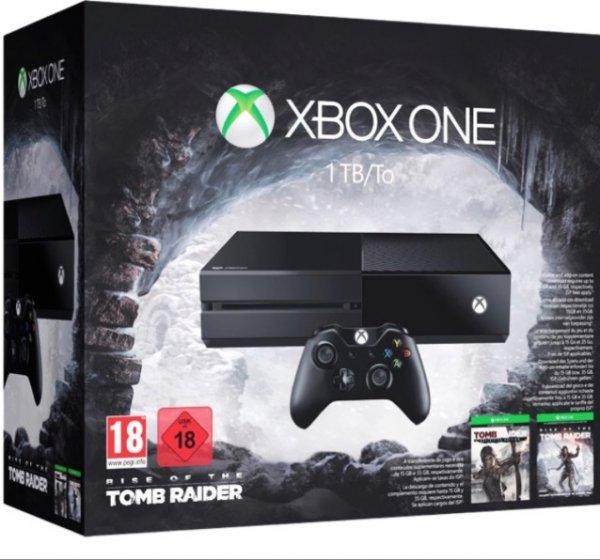 Xbox One Tomb Raider Edition 1TB Amazon