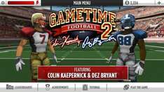 GameTime Football 2  iOS und Android