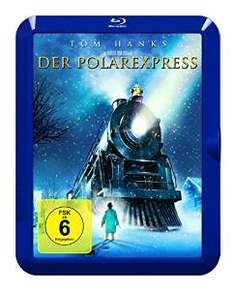 Der Polarexpress FR4ME Edition (exklusiv bei Amazon.de) [Blu-ray] [Limited Edition] für 5,97€ (Prime) @ amazon.de