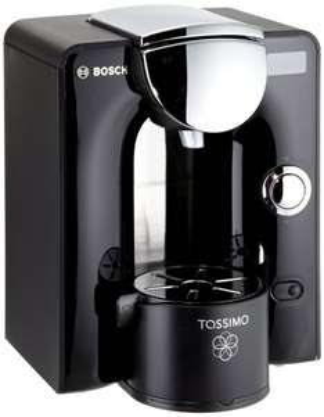 Bosch TAS5542 Tassimo T55 Charmy Multi-Getränke-Automat, Opal Black @amazon EFFEKTIV 10,01 € geschenk