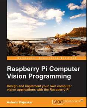 Gratis Ebook: Raspberry Pi Computer Vision Programming
