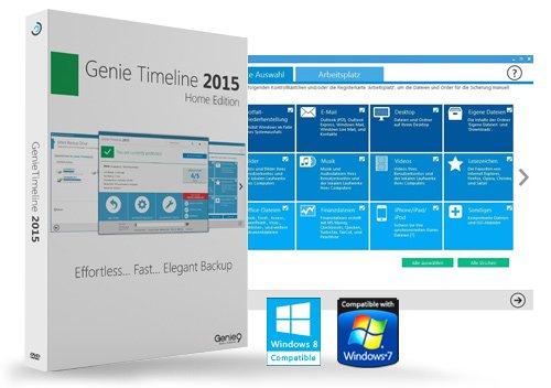 Genie Timeline Home 2015