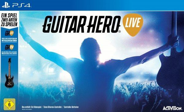 [Müller Sonntagsknüller] Guitar Hero Live für PS4 / XBOX One / Wii U
