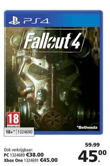 [Grenzgänger NL] Intertoys: Fallout 4 - XBOX One / PS 4