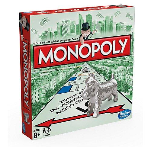 Monopoly für 22,90 € - 20 % auf alle HASBRO-Spiele bei myToys
