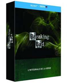 [Amazon.fr] Blu-ray Breaking Bad complete für 46,82€, House of Cards 1-3 für 29 €, The Walking Dead 1-5 für 60,84€ (inkl. Versand, nur OT)