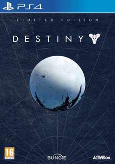 Destiny: Limited Edition (PS4) für 32,46€ bei Amazon.co.uk