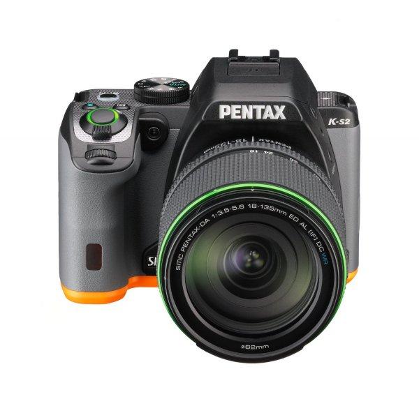 Pentax K-S2 mit 18-135 mm Objektiv für 655,56€ bei Amazon.fr