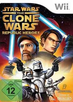 Amazon Warehouse Star Wars: The Clone Wars - Republic Heroes 11,98€