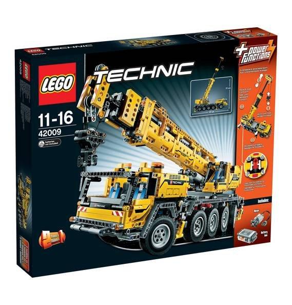 Technic Mobiler Schwerlastkran 42009 Galeria Kaufhof 153€