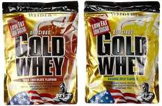 [Amazon.de] Weider Gold Whey Beutel 2er Mix Pack für 13,04 €/kg