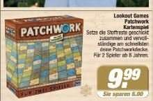 [E-Center Münster] Patchwork 9,99€
