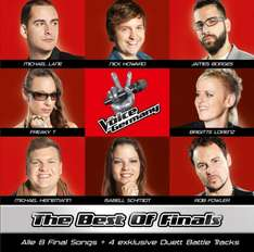 (mediamarkt.de) The Voice of Germany - The Best of Finals 2012 (CD) für 1€ + 1,99€ VSK