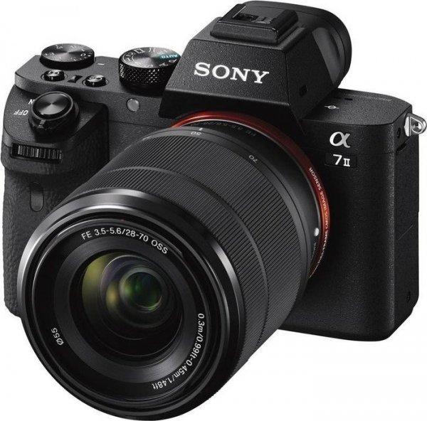 Sony Alpha 7 II Kit 28-70 bei Foto Gregor