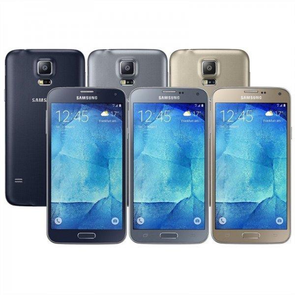 Samsung Galaxy S5 Neo Smartphone LTE G903F 16 GB 5,1 Zoll 16 Megapixel Kamera