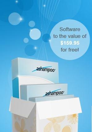 Ashampoo *Verschiedene Software Titel Gratis zum Download* 0€ statt $159.95