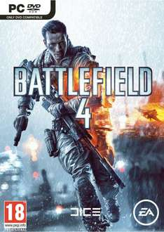 [Paypal] Battlefield 4 Key PC