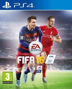 Fifa 16 PS4 (Zavvi.de)