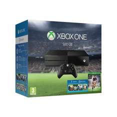 [games4games.at] XBOX One Konsole 500 GB FIFA 16 Bundle 298,-