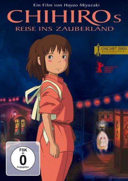 [Amazon.de] einige Anime Filme auf DVD für 7,97€ z.B.: Chihiros Reise ins Zauberland, Kikis kleiner Lieferservice, Das Schloss im Himmel, uvm...