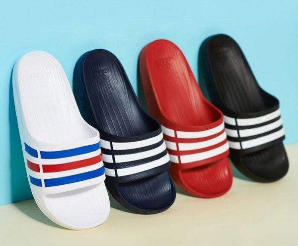 [Sportsdirect.com - nur noch bis 10:00 Uhr!] Adidas Duramo Slide Badeschuhe ab 9,60 € inkl. Versand