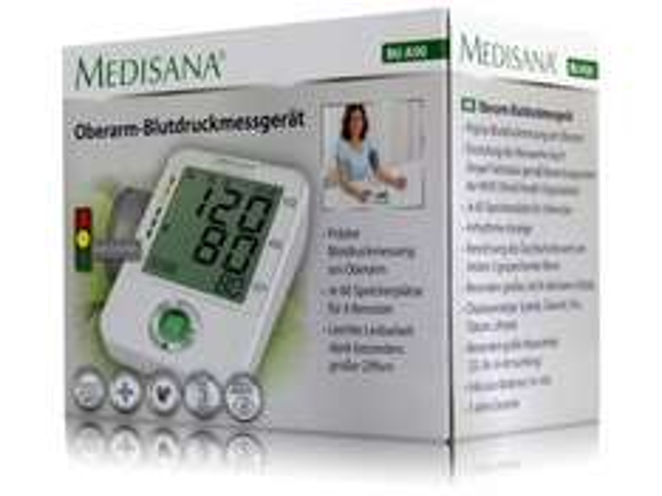 Medisana Oberarm-Blutdruckmessgerät BU-A40 (Kaufland)