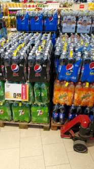 REWE LOKAL BERLIN BUCKOW Pepsi 7up und Co 1,5 l Literpreis 0,33€