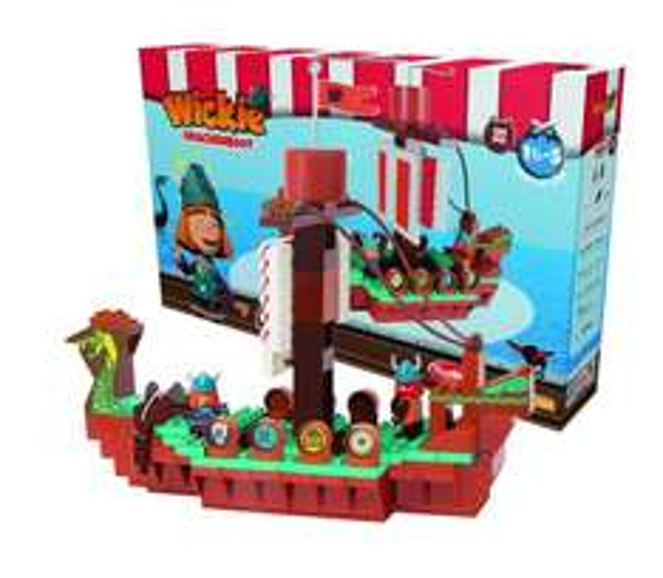 PlayBIG Bloxx Wickie Drachenboot bei mytoys.de
